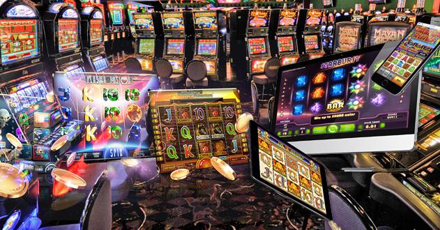Jenis Mesin Slot Yang Paling Digemari Penjudi