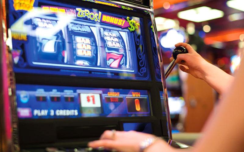 Nikmatnya Main Game Slot Online di Web Kasino